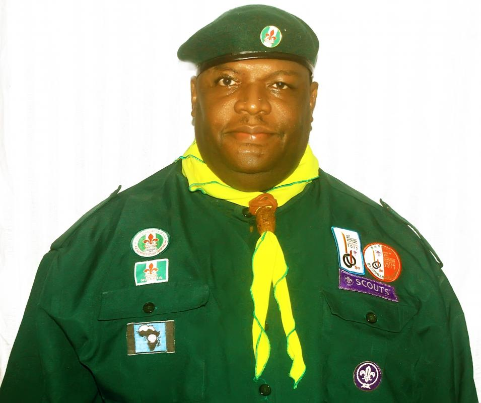 OLUSOGA SOFOLAHAN - MY FOCUS WHEN ELECTED INTO THE WORLD SCOUT COMMITTEE.
