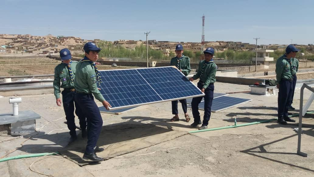 Community Development Project in Ghor Province of Afghanistan