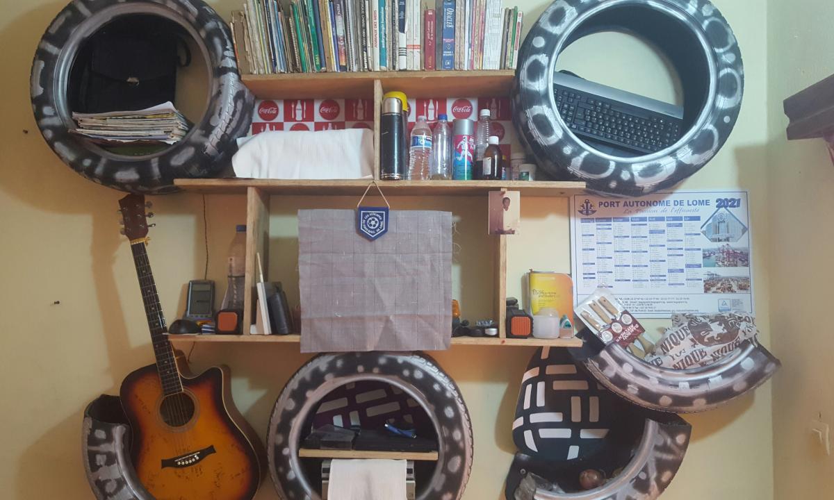 WeRecycle II : Recyclage de pneus usés au Togo