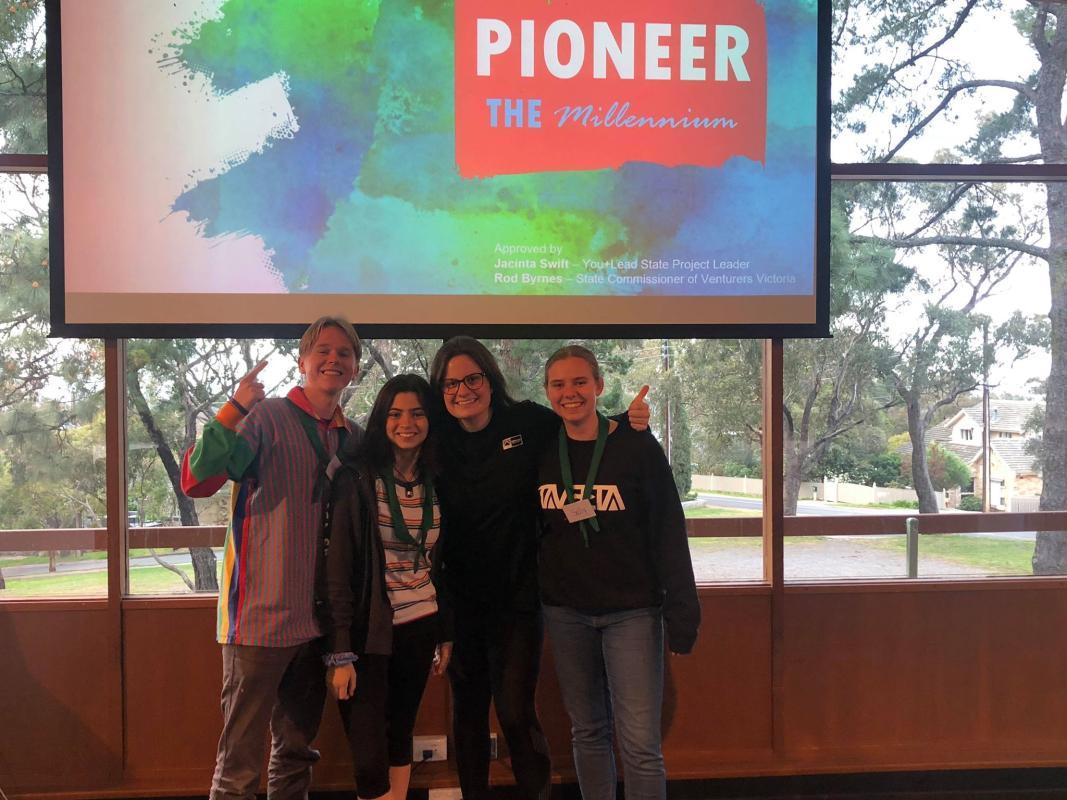 Pioneer the Millennium