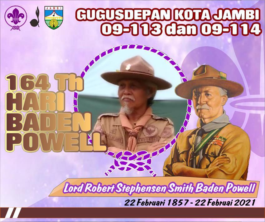 Ucapan Hari Baden Powell