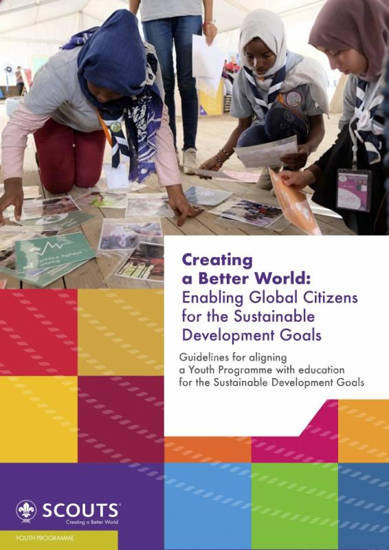 Scouts for SDGs Guidelines