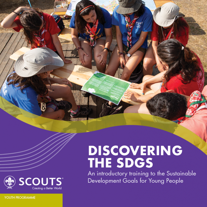 Discovering the SDGs Action Kit