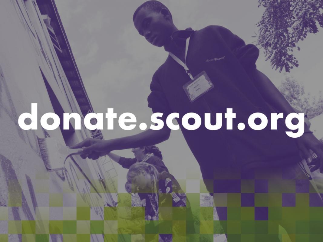 Scout Donation Platform